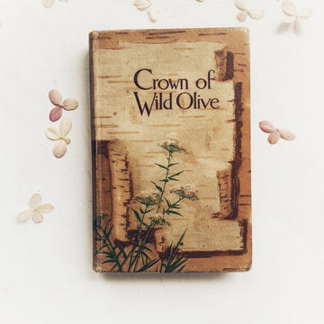 c.1902 - Ruskin's Crown of Wild Olive
