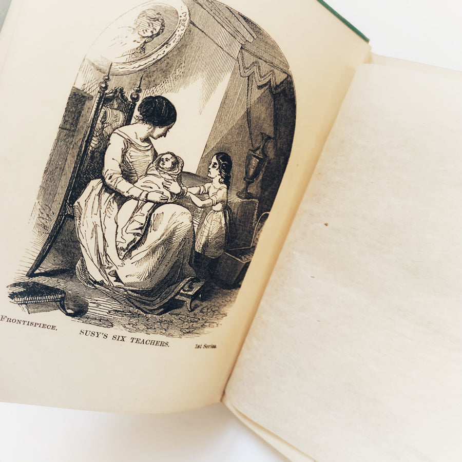 ***RESERVED FOR DRU***      1856 - Little Susy's Six Teachers, First Edition