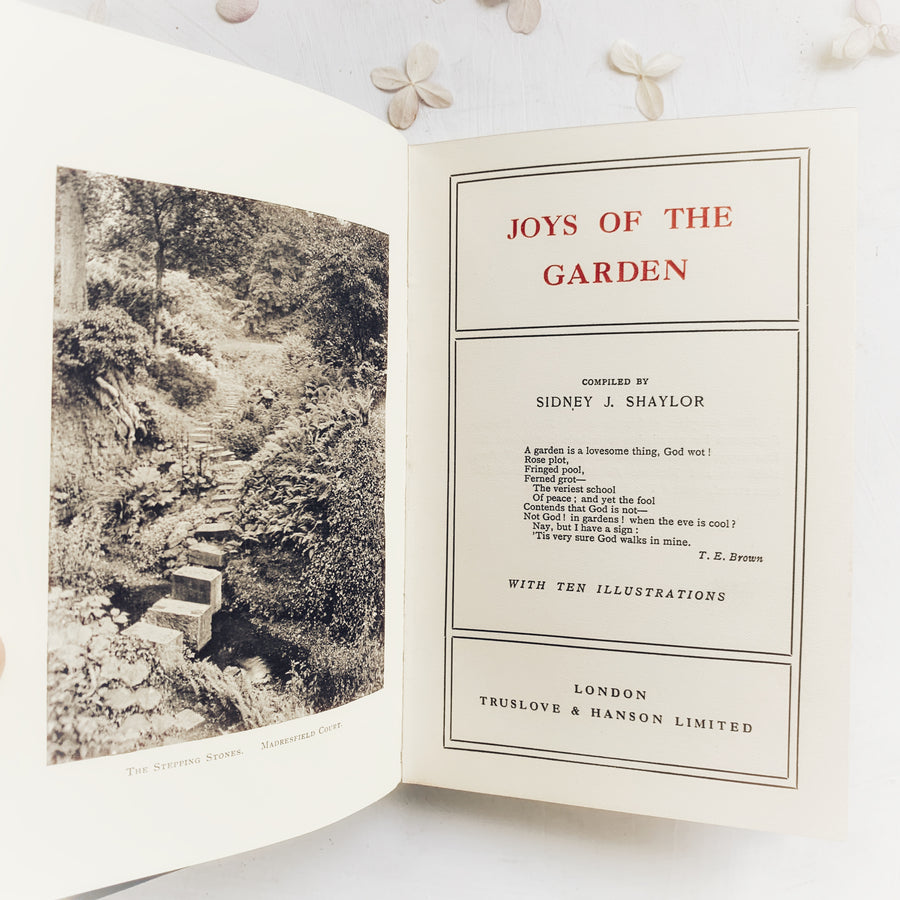 c. Early 1900s - Joys of the Garden