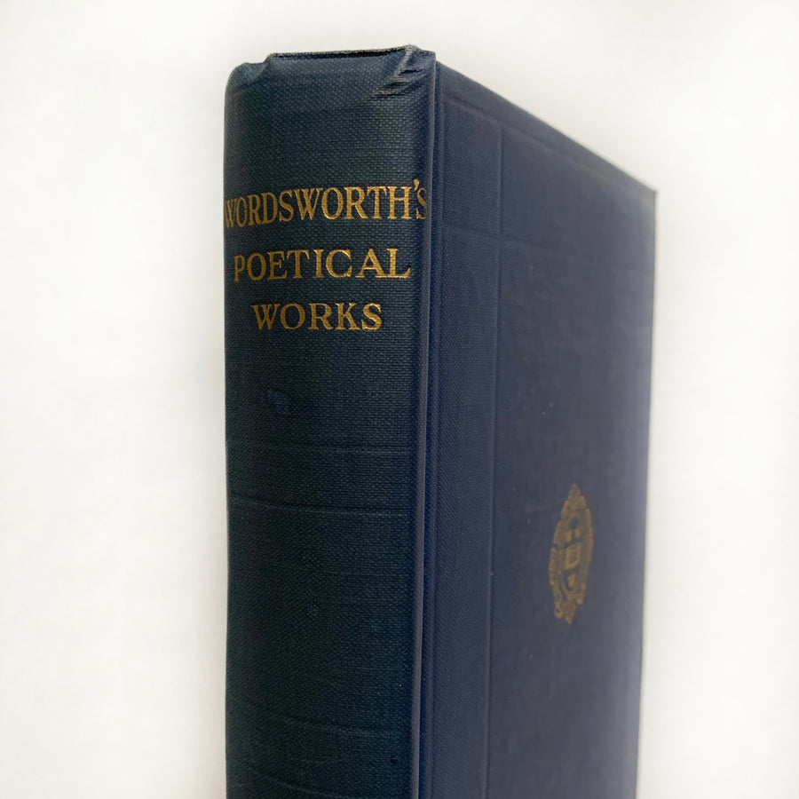 **RESERVED for Bridgett - The Poetical Works of Wordsworth