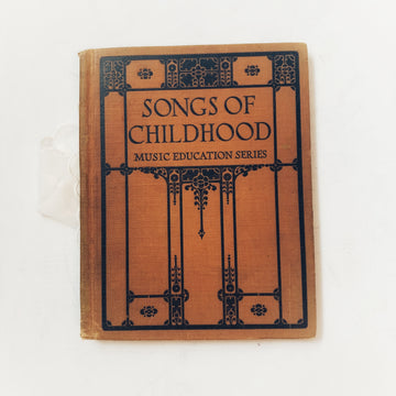 1923 - Songs of Childhood