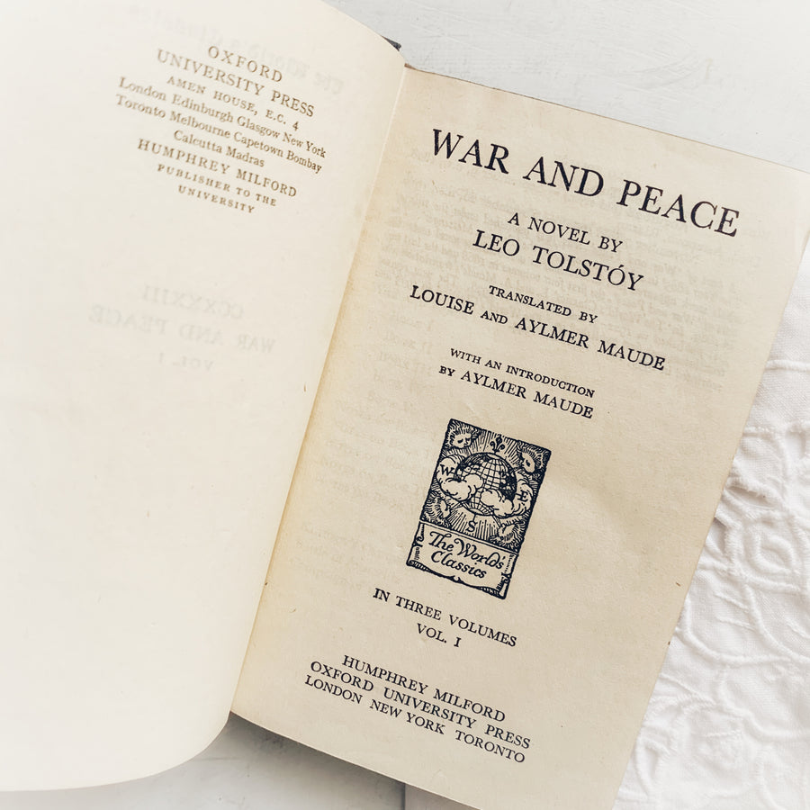 1944 - War and Peace