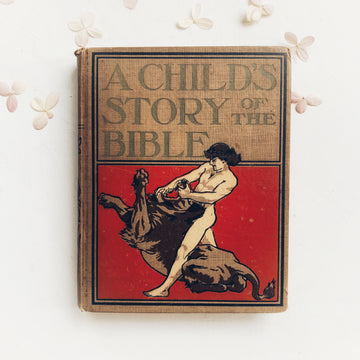 1899 - Henry Altemus' A Child's Story of the Bible