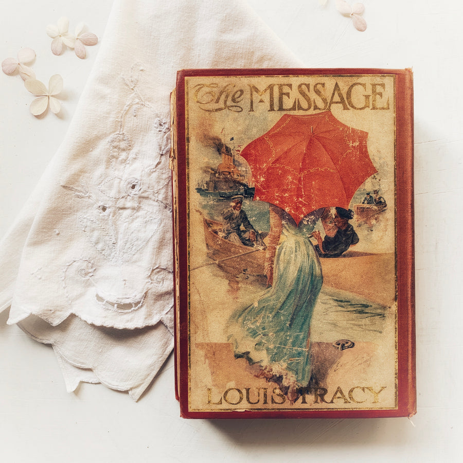 1908 - The Message, First Edition