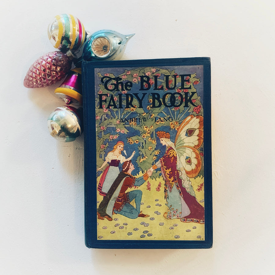 1930 - The Blue Fairy Book, Andrew Lang