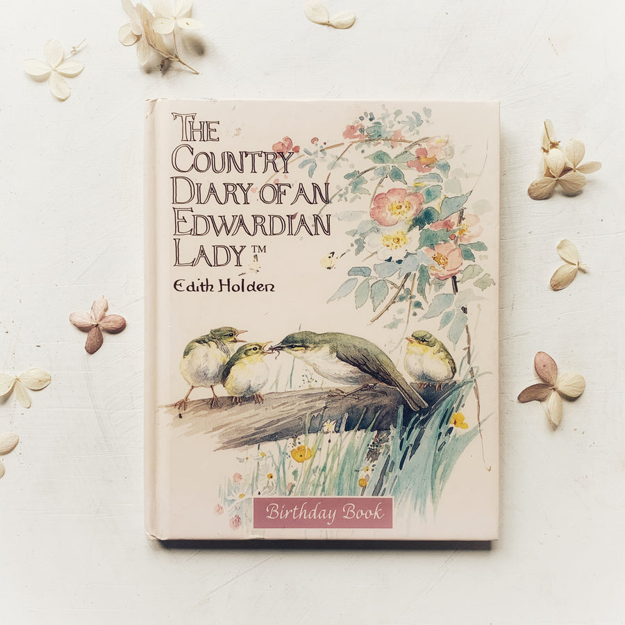 2007 - The Country Diary of an Edwardian Lady Birthday Book