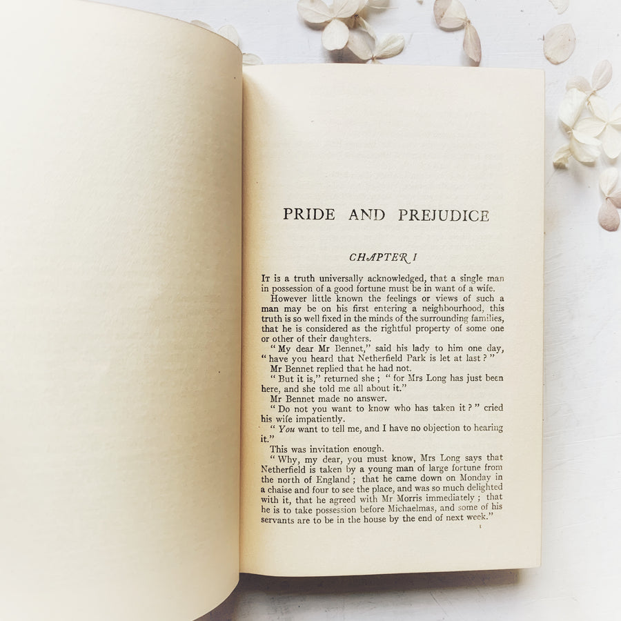 1934 - Pride and Prejudice