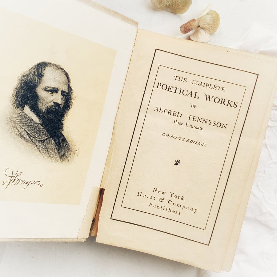 The Complete Poetical Works of Alfred Tennyson