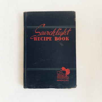 1937 - The Household Searchlight Recipe Book