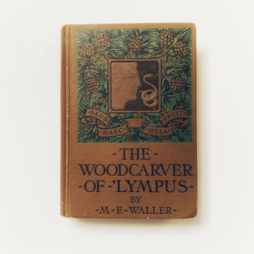 1906 - The Wood-carver of 'Lympus
