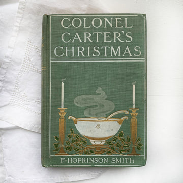 1903 - Colonel Carter's Christmas, First Edition