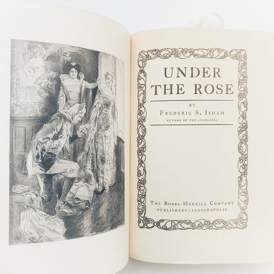 **RESERVED for Cecily** 1903 - Under The Rose