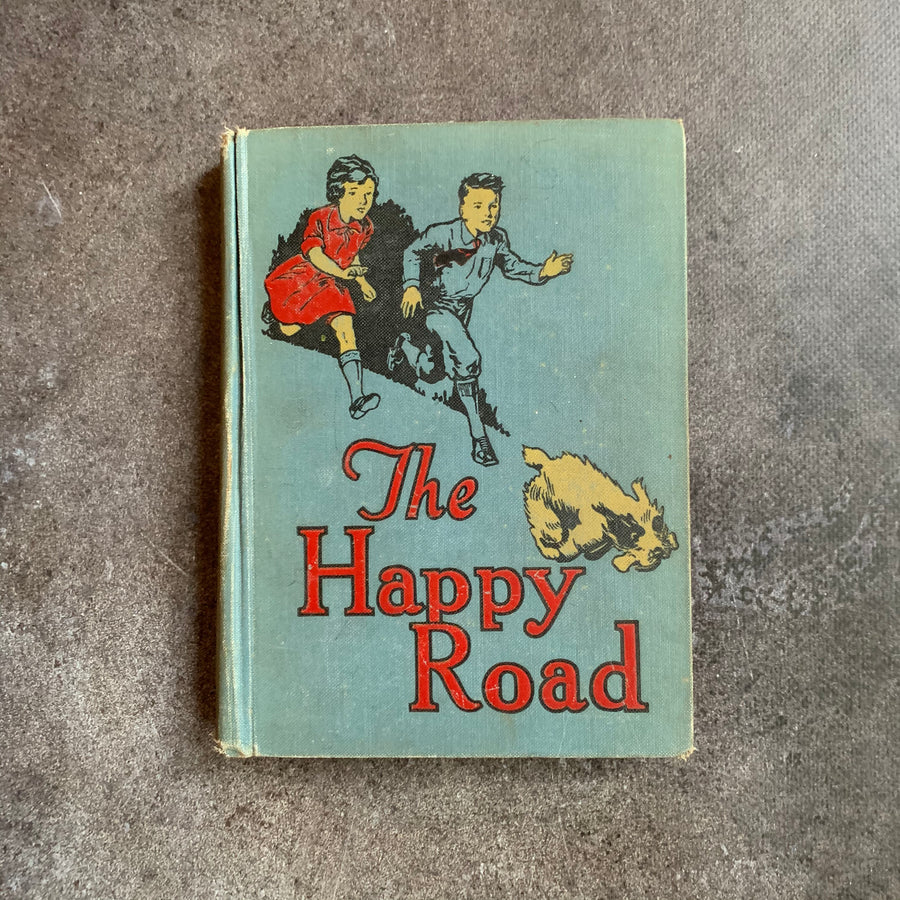 **Reserved for Stephanie- 1950, La Passion & The Happy Road