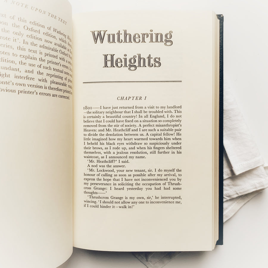 1980 - Wuthering Heights, Easton Press