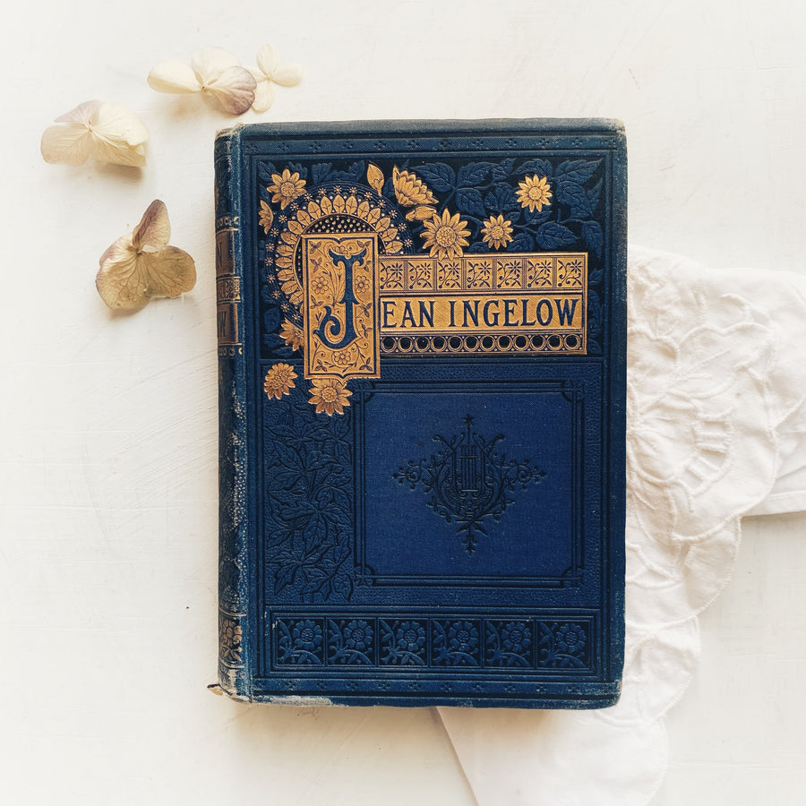 c. 1860s-1880s - The Poetical Works of Jean Ingelow