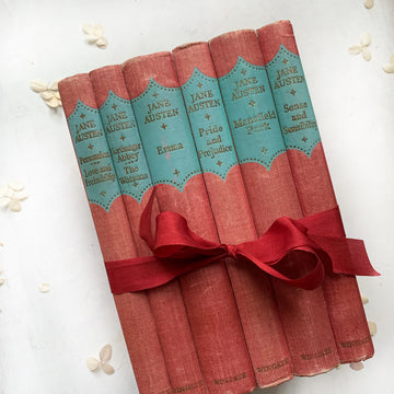 1948 - The Works of Jane Austen, First Edition
