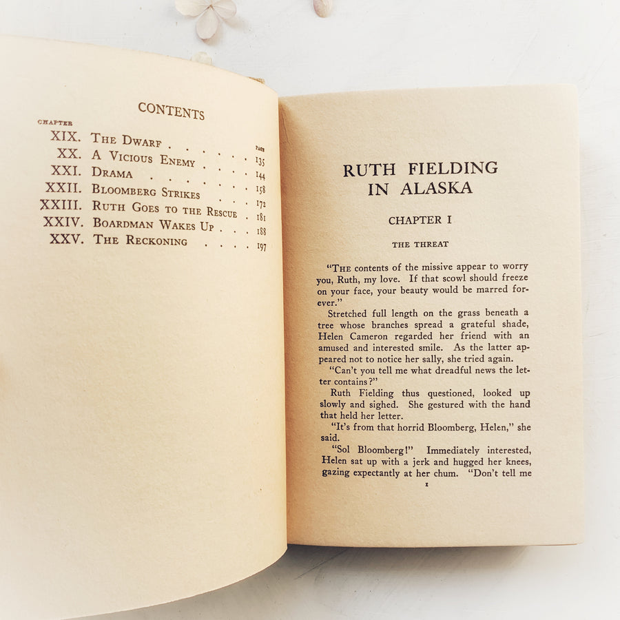1926 - Ruth Fielding In Alaska