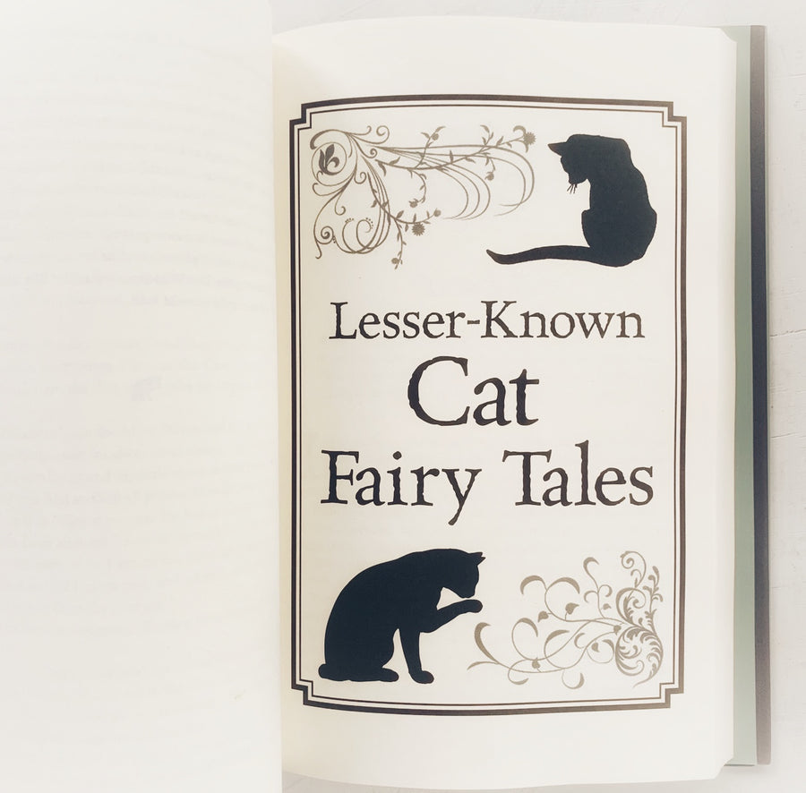 1993 - The King of the Cats and Other Feline Fairy Tales