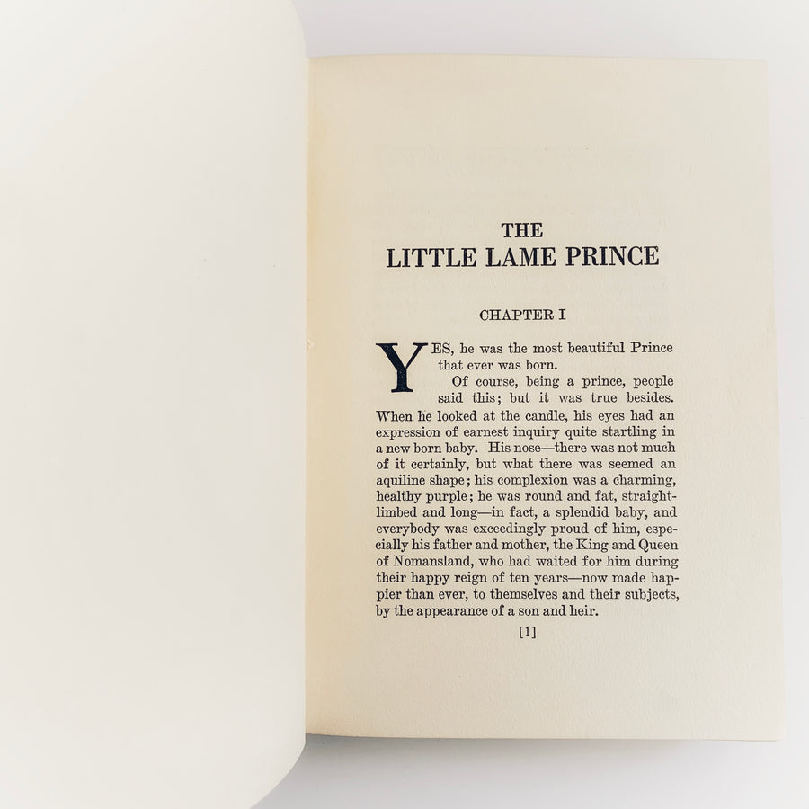 c. Early 1900s - The Little Lame Prince
