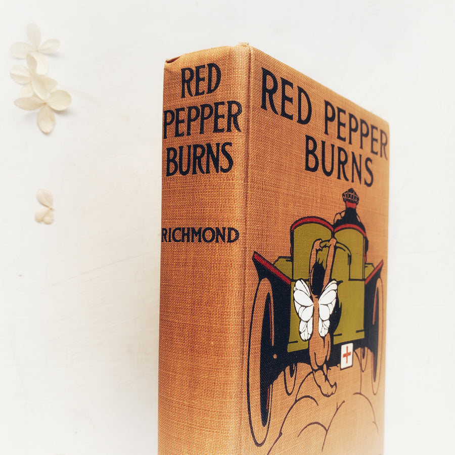 1910 - Red Pepper Burns