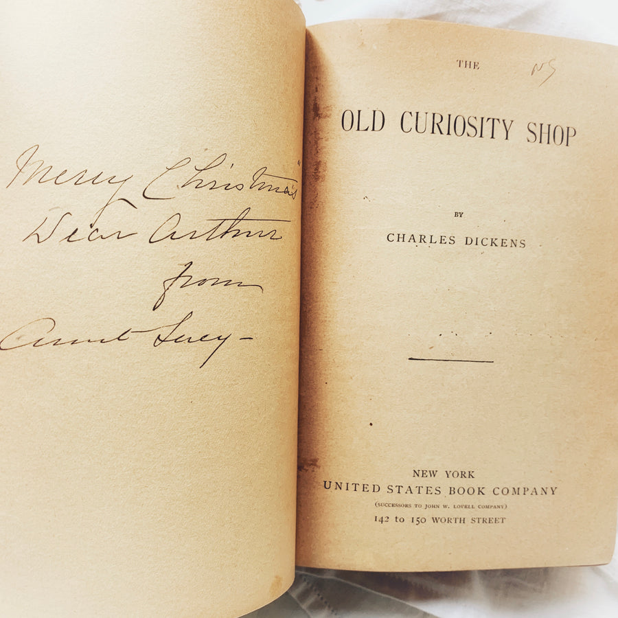 Charles Dickens' Old Curiosity Shop