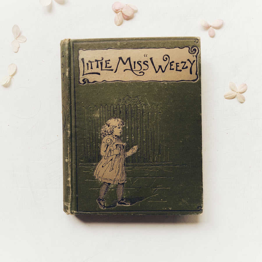 ***Reserved for Ashley; 1886 - Little Miss Weezy