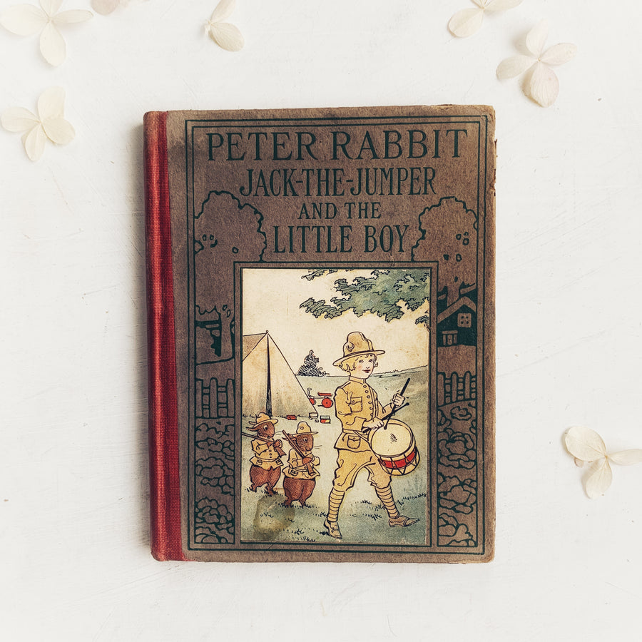 Peter Rabbit Jack-The-Jumper and the Little Boy, Henry Altemus Co.