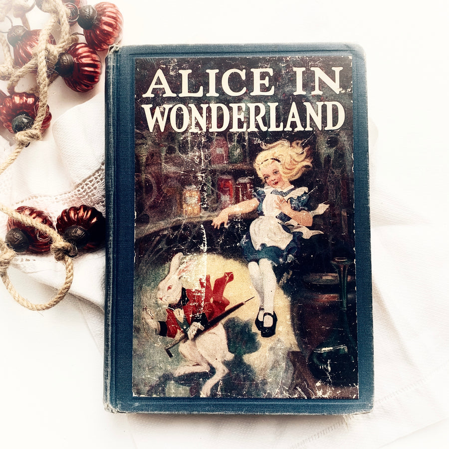 **RESERVED for Brandy** 1923 - Alice in Wonderland