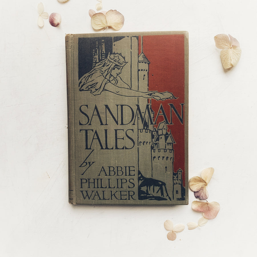 1917 - Sandman Tales, First Edition