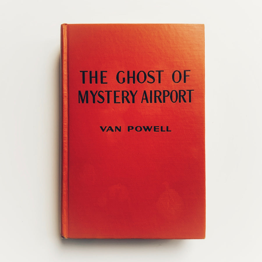 1932 - The Ghost of Mystery Airport
