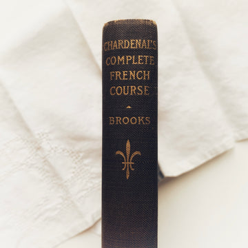 **RESERVED for Maria** 1907 - Chardenial's Complete French Course