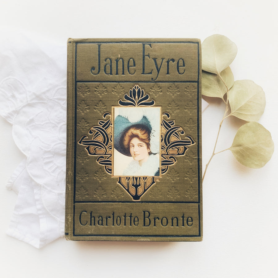 **RESERVED for Brandy** c.1908 - Jane Eyre
