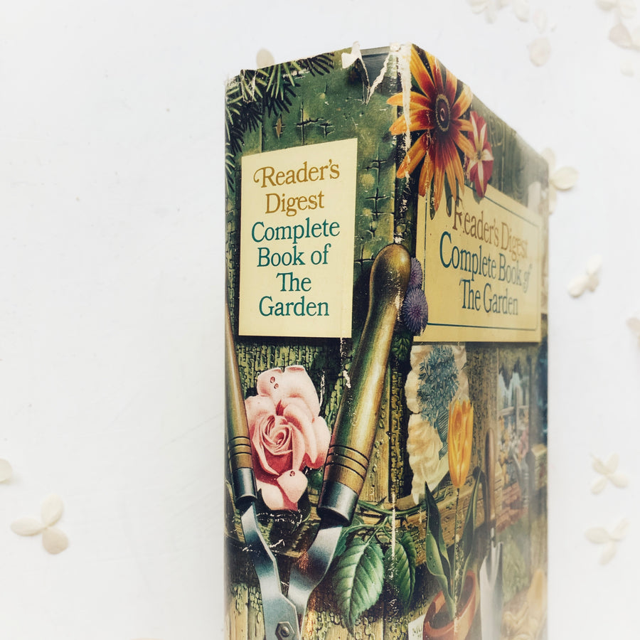 1966 - Reader's Digest Complete Book of the Garden, First Edition