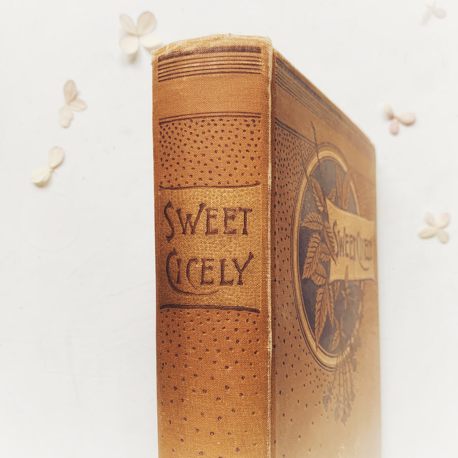 ***Reserved for Cecily; 1886 - Sweet Cicely