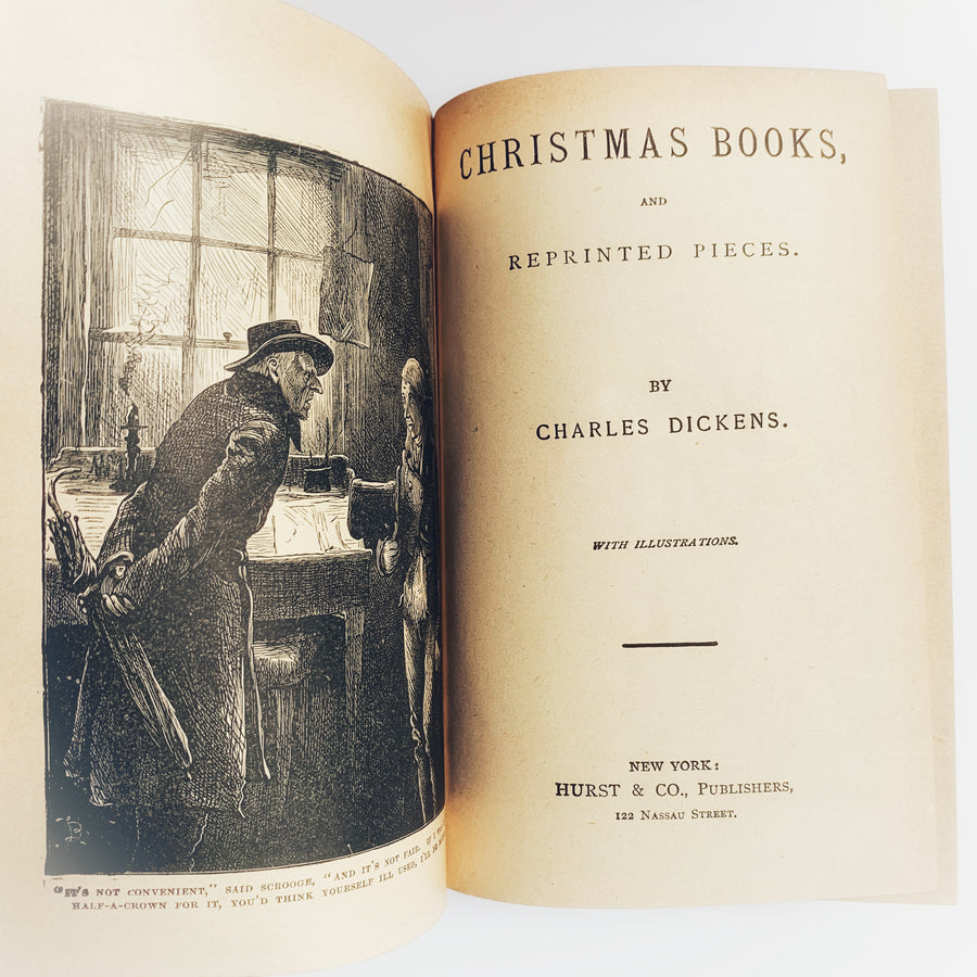 c.Late 1800s = Works of Charles Dickens
