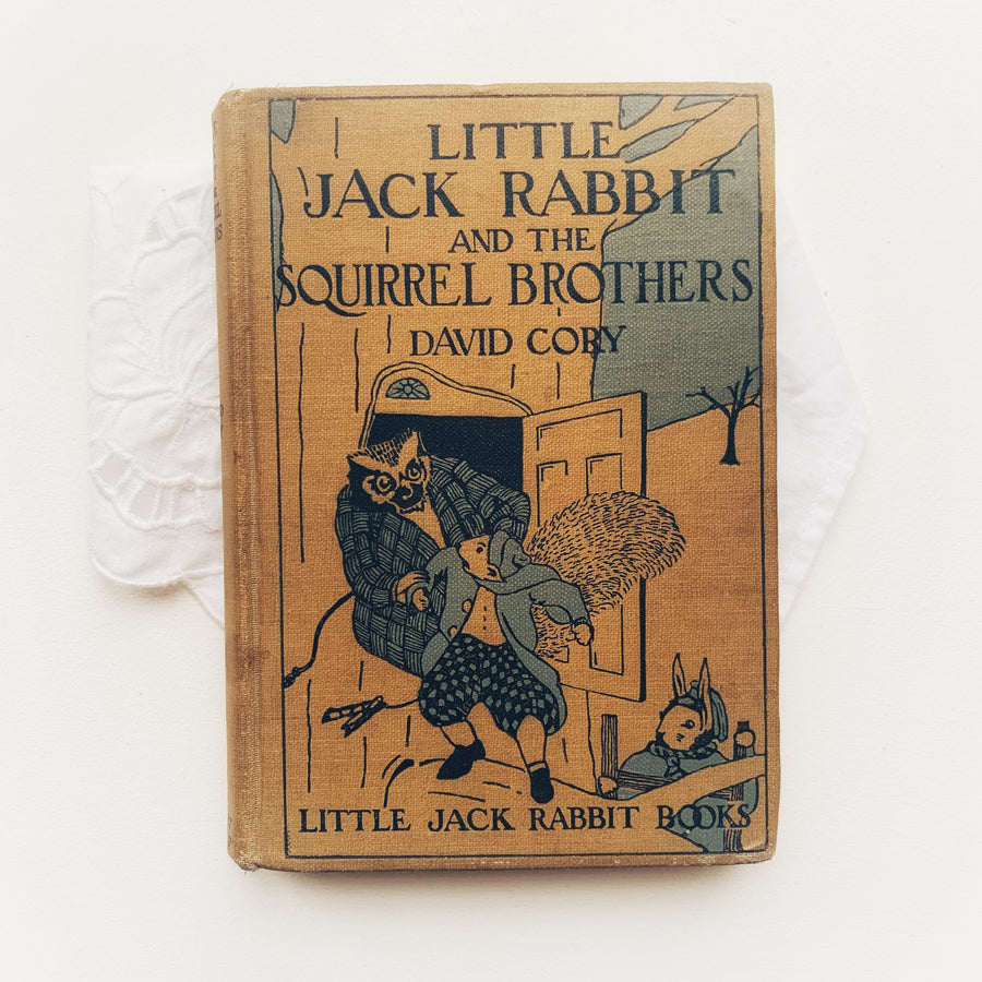 1921 - Little jack Rabbit and the Squirrel Brothers