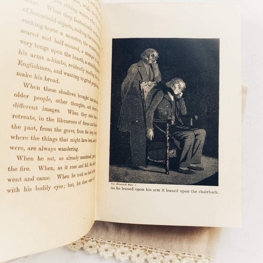 Charles Dickens' - The Haunted Man and The Ghosts Bargain