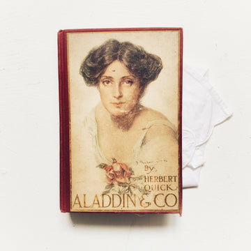 **RESERVED for Laura**.         1907 - Aladdin & Co., A Romance of Yankee Magic