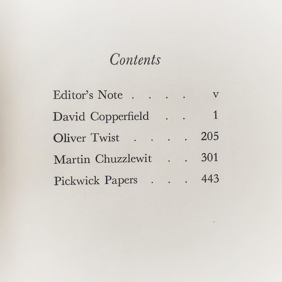 1943 - The Dickens Digest