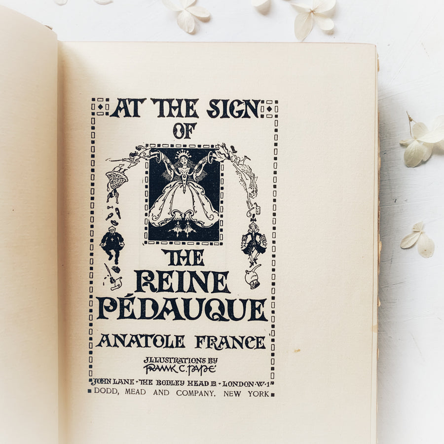 1925 - At The Sign of the Reine Pedauque