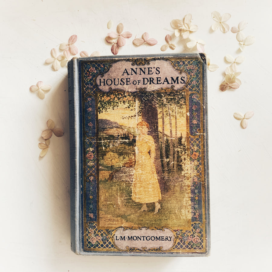 1917 Anne's House of Dreams, First Edition