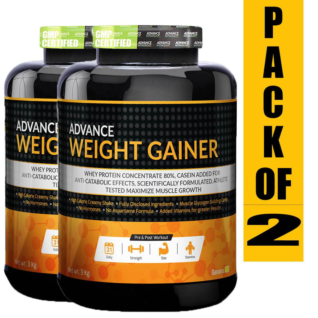 Advance Weight Gainer (Pack of 2)