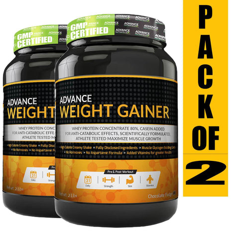 Image of Advance Weight Gainer (Pack of 2)