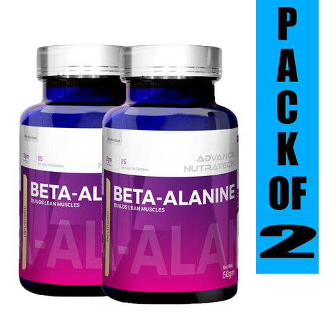 Image of Advance Beta-Alanine Unflavoured Powders (Pack of 2)