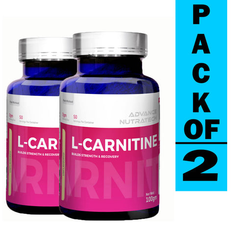 Image of Advance L-Carnitine L-Tartrate Unflavor (Pack of 2)
