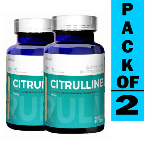 Image of Advance Citrulline Malate 2:1 Unflavoured (Pack of 2)