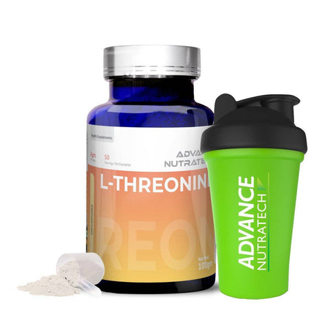 L-Threonine Amino Sports Supplement Capsules & Powder