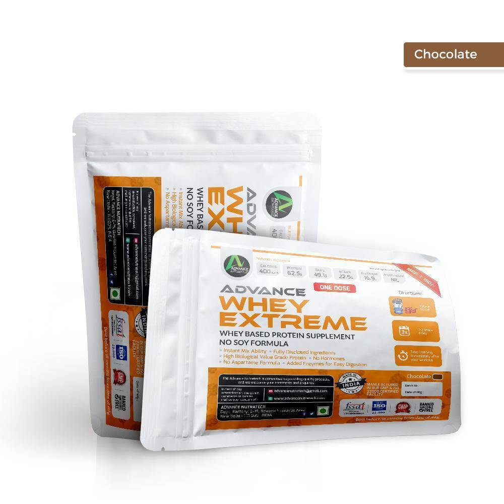 Sample of Whey Protein Extreme