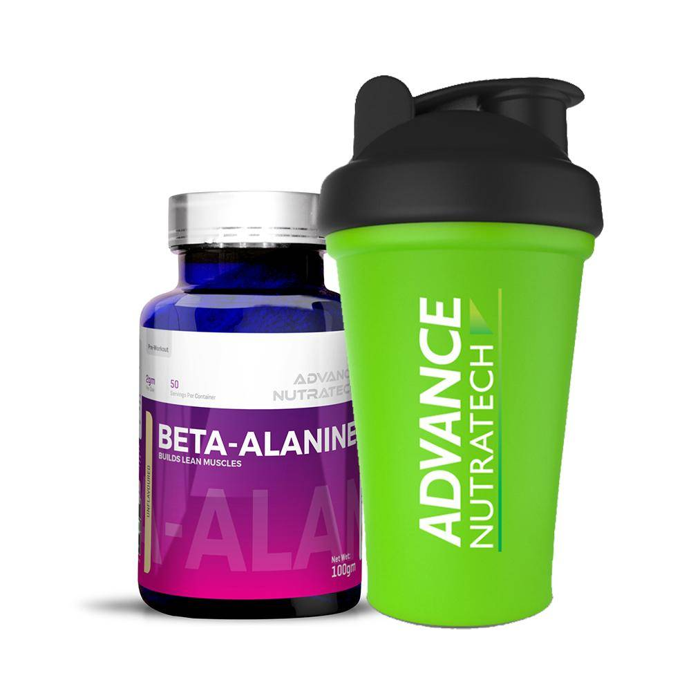 Advance Beta-Alanine Unflavoured (50g|100g packs)