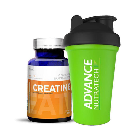 Advance Creatine Mono-hydrate Micronized Powders - Brutecart